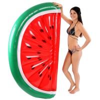 Nagyméretű görögdinnye gumimatrac