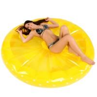 Hatalmas méretű citromszelet gumimatrac