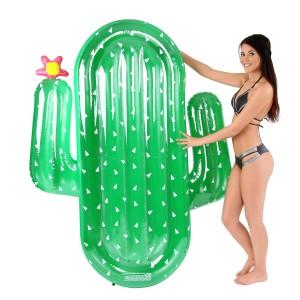 Nagyméretű kaktusz gumimatrac