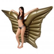 Óriási pillangó gumimatrac - arany